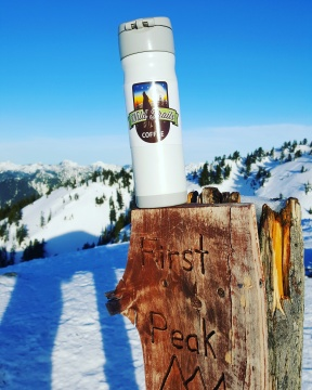 First Peak Mt Seymour